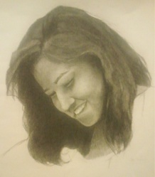Portrait in Pencil